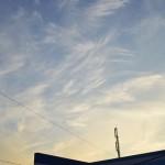 今日の空♬