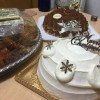 〔më〕今年はクリスマスケーキが3個だった!!