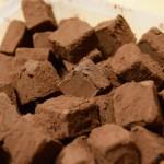 〔më〕バレンタインデーに生チョコを作りました