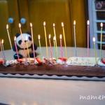 〔më〕上息子さんの18歳のお誕生日でした♬