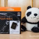〔më〕spigen Case for Apple Watchを買った♬