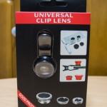 〔më〕iPhone用レンズ『UNIVERSAL CLIP LENS』を使ってみた!