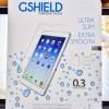 〔më〕iPad第四世代ガラスフィルムとケースを購入