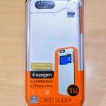 〔më〕【Spigen】 iPhone6s Plus ケース  スリム・アーマーCS