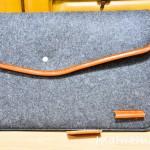 〔më〕E-STAR MacBook Air13インチ用プロテクターケース
