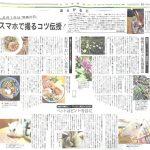 〔më〕6月1日は「写真の日」道新みなみ風に掲載されました!!