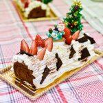 〔më〕パン教室でクリスマスケーキ作ってきました♬
